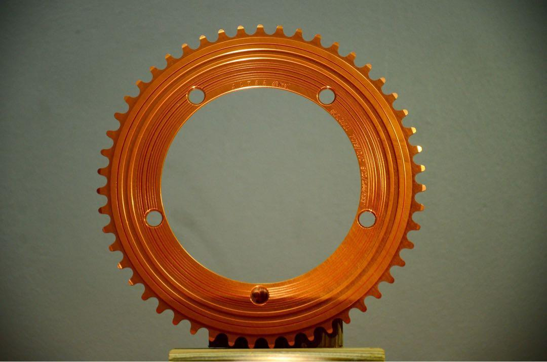 Alter Vinyl Chainring