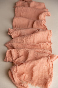 Premium Cheesecloth Wrap - Rose