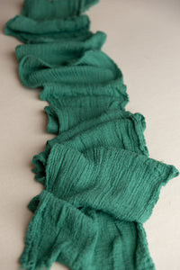 Premium Cheesecloth Wrap - Emerald