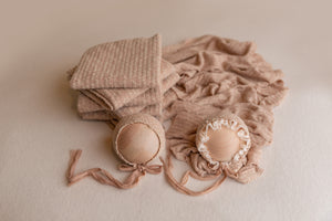 Muted Rose Wrap