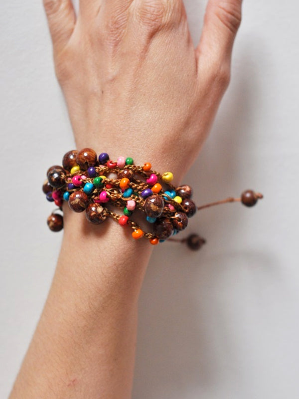Colores Bracelet - Multicolour
