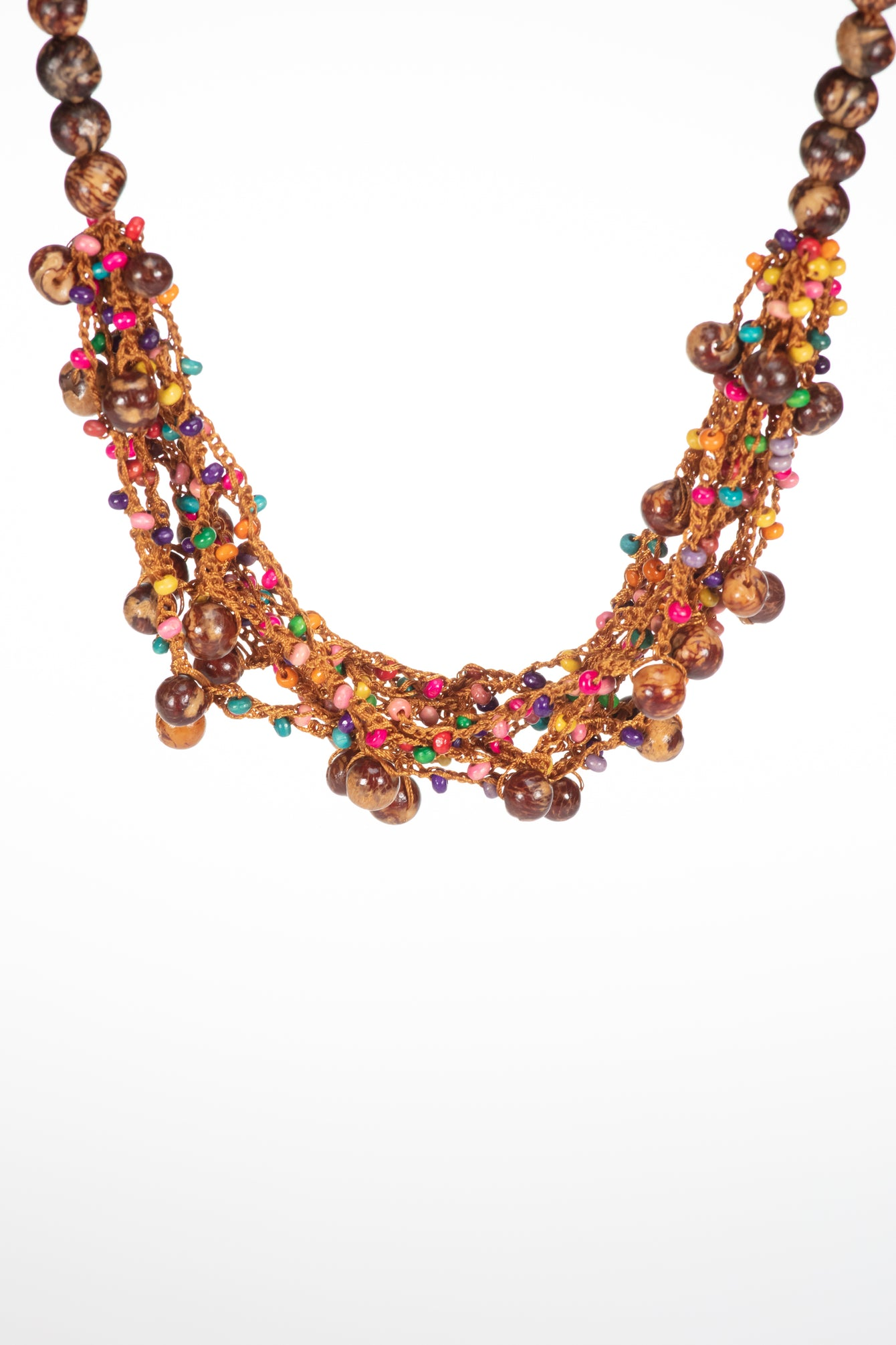 Multicolour Açai Necklace