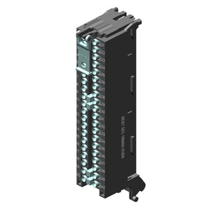 SIMATIC S7-1500, Front Connector in Push-in Design, 40-pole, for 35 mm Wide Modules Incl - 6ES7592-1BM00-0XB0