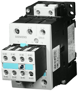 Power contactor, AC-3 40 A, 18.5 kW / 400 V 230 V AC, 2 NO + 2- 3RT1035-1CP04-0KV0