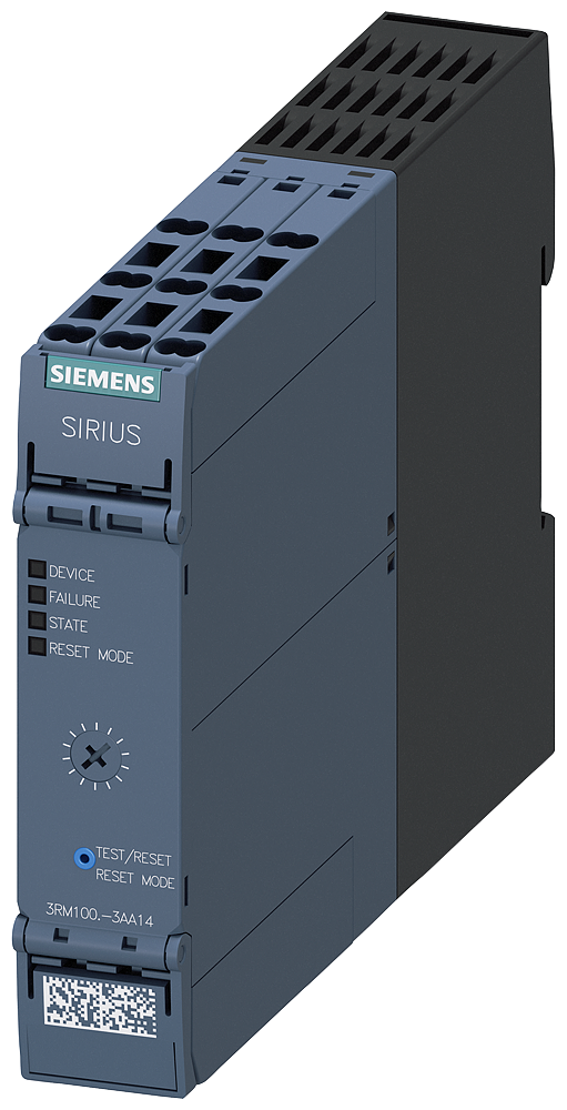Direct on-line starter 0.1-0.5 A mixed connection 110-230 V- 3RM1001-3AA14