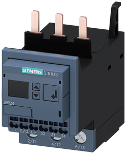 Current monitoring relay for IO-Link, attachable to contactor 3RT2,- 3RR2443-3AA40