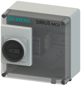 SIRIUS MCU motor starter Enclosure degree of protection IP55- 3RK4340-3GR51-0BA0