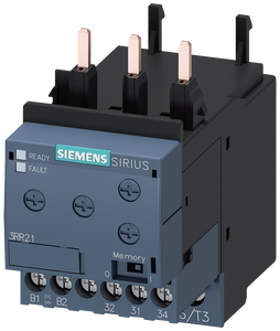 Monitoring relay, can be mounted onto 3RT2 contactor, size S00 basic,- 3RR2142-1AA30