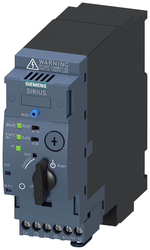 SIRIUS compact load feeder direct on-line starter for IO-Link, 690 V,- 3RA6400-1DB43