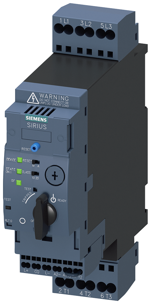 SIRIUS compact load feeder direct on-line starter for IO-Link, 690 V,- 3RA6400-2CB42