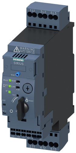 SIRIUS compact load feeder direct on-line starter for IO-Link, 400 V,- 3RA6400-2EB42