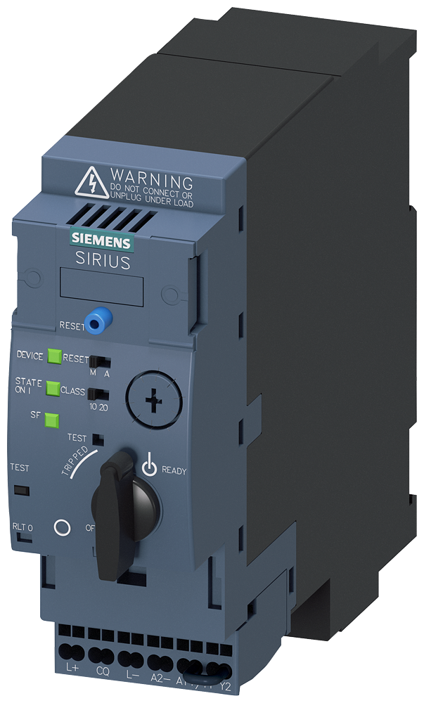 SIRIUS compact load feeder direct on-line starter for IO-Link, 690 V,- 3RA6400-2BB43