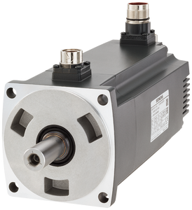 SIMOTICS S-1FL6 Operating voltage 230 V 3AC PN=2 kW  NN=3000 rpm M0=6.37 Nm  MN=6.37 Nm shaft he 50 mm with angle plug encoder incremental TTL 2500 in motor - 1FL6054-2AF21-2AH1