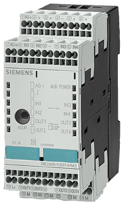 AS-i SlimLine module Phased-out product !!! For further- 3RK2400-1FG00-0AA2