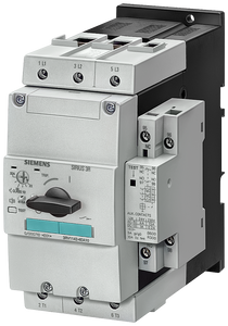Circuit breaker, S3, motor protection, Class 10, A-release 57-75 A,- 3RV1142-4KA10
