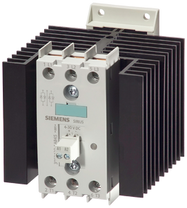 Solid-state contactor 2RF2, 3-ph. AC51 20 A 48-600 V/4-30 V DC- 3RF2420-1AC45