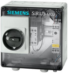 SIRIUS MCU motor starter Enclosure degree of protection IP55- 3RK4320-3GR51-0BA0