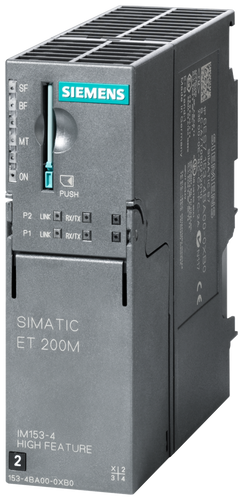 SIPLUS ET 200M IM 153-4 PN IO HF -40...+70°C start up- 6AG1153-4BA00-7XB0