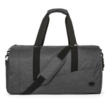 Load image into Gallery viewer, BAGSMART Men Travel Bag Large Capacity Carry on Luggage Bag Nylon Travel Duffle Shoe Pocket Overnight Weekend Bags Travel Tote - Unique Craft World & Dist