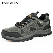 Load image into Gallery viewer, Tangnest  Autumn Men Boots 2018 New Breathable Couple Shoes Man Casual Waterproof Non-Slip Shoes Man Sneakers Big Size 45 XYD024