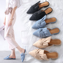 Load image into Gallery viewer, HEE GRAND Women's Flats Soft Flock Shoes Casual Slip-on Flat With Pionted Toe Flats Spring And Autumn Korean Styles XWD7569 - Unique Craft World & Dist