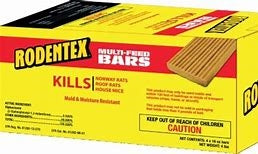 RODENTEX MULTIFEED BARS 4LB