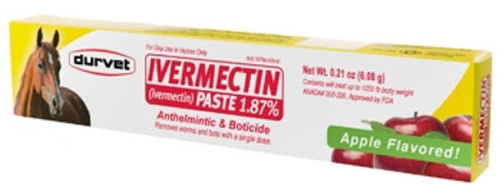 IVERMECTIN APPLE PASTE