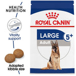 Royal Canin Size Health Nutrition Large Breed Adult 5+ Dry Dog Food
