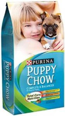 PURINA PUPPY CHOW 32 LB