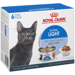Royal Canin Ultra Light Thin Slices in Gravy Canned Cat Food
