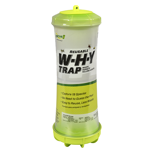 W.H.Y. RE-USABLE TRAP