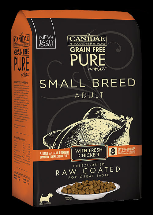 CANIDAE Pure Petite SB Chic 10