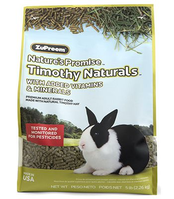 ZUP N Promise Rabbit Pellets 5