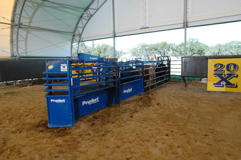 Priefert ROPING CHUTE MODEL 98 SECTION