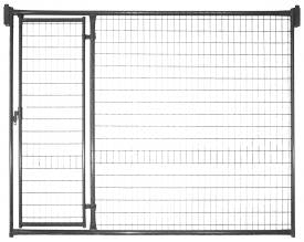 prftKENNEL PANNEL 6X10 1 DOOR