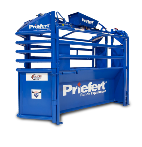 Priefert ROPING CHUTE MODEL 98 AI