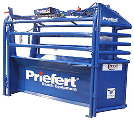 Priefert ROPING CHUTE MODEL 98