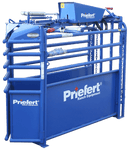 Priefert ROPING CHUTE CALF AUTOMATIC