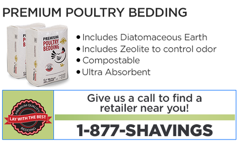 Mallard Creek Poultry Bedding