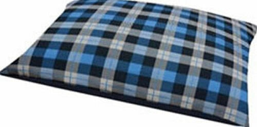 AP PLAID PILLOW BED ASST 27X36