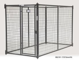 KENNEL LARGE 5X10 KIT priefert