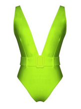 Load image into Gallery viewer, Neon Swimsuit