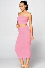 Load image into Gallery viewer, Hot Pink Two Piece
