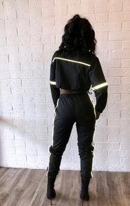 Lights Out Windbreaker Pants