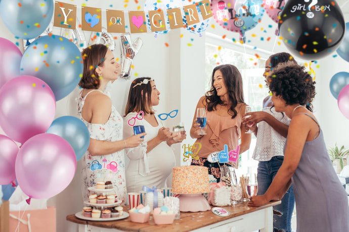 40 Most Adorable Gender Reveal Party Ideas