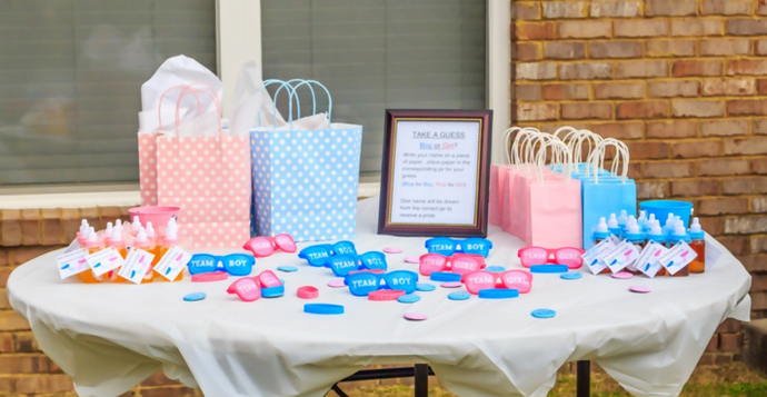 Top Guide on Planning a Gender Reveal Party