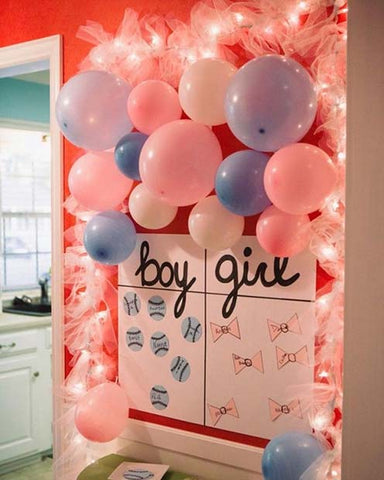 Gender Reveal Boy or Girl Guessing Game