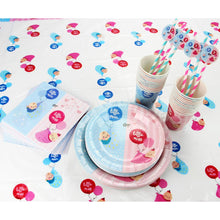 Load image into Gallery viewer, Gender Reveal Partyware Supply Kit