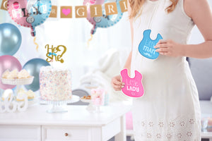 Gender Reveal Party Decoration Kit