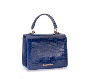 Loulou Handbag Dark Blue